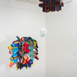 Hashtags - 2019 | installation view | CAM Studio Gallery, Oxnard, CA
